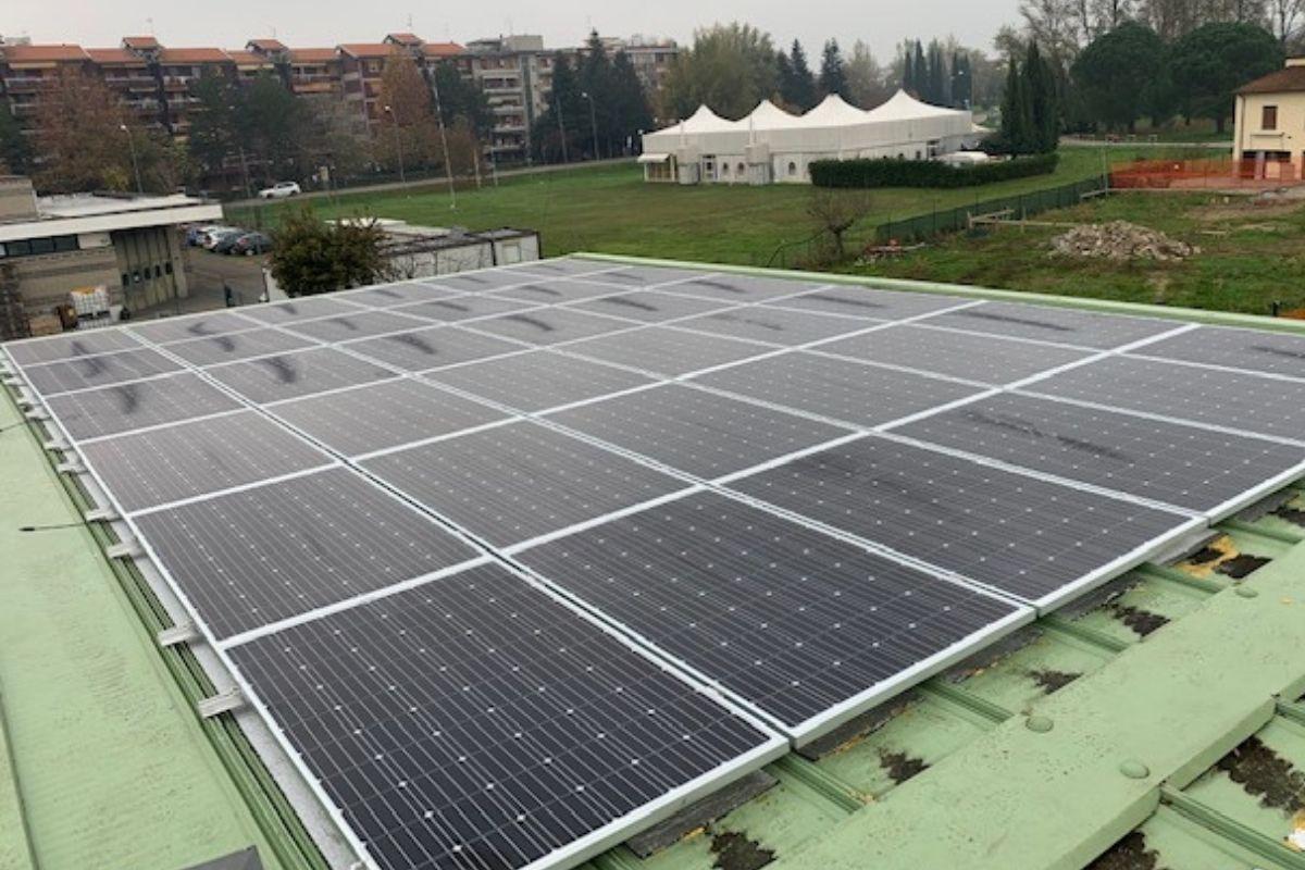 Impianto fotovoltaico per società sportiva - Solar Cash